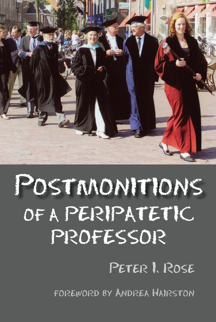 Postmonitions of a Peripatetic Professor