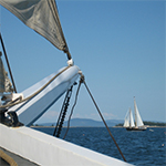 Windjamming in Maine