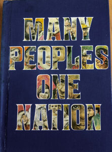 Many Peoples One Nation by Peter I. Rose