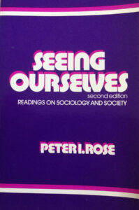 Seeing Ourselves: Readings on Sociology and Society, 2nd ed.